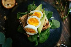 Sándwich saciante y nutritivo