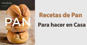 Quiero hacer Pan