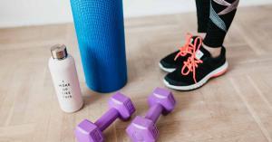 3 trucos para hacer ejercicio sin tirar la toalla