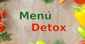 Dieta Detox: un día completo para bajar de peso con el plan de choque de Tacavex