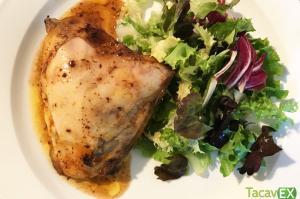 Pollo agridulce. Adelgaza comiendo sano