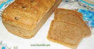 Pan de Espelta: Receta SIN amasar, rápida y fácil de preparar en casa