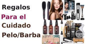 Cuidado para el cabello/barba (100 ideas de productos para regalar)